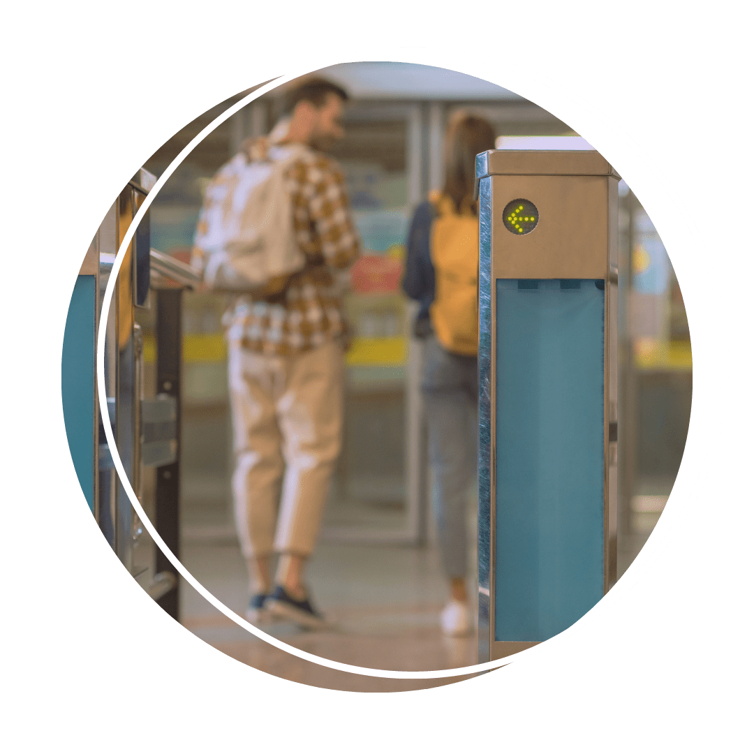 Active World Access Control System